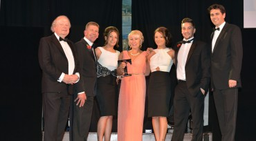 Canal Boat Cruises_Winner Small Visitor Attraction - John Sergeant (L) & Lindsay Gibson Northern Print Distribution (R)