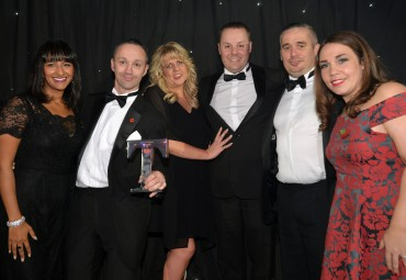 The Lancashire Tourism Awards 2015 at the Empress Ballroom, Blackpool Winter Gardens.