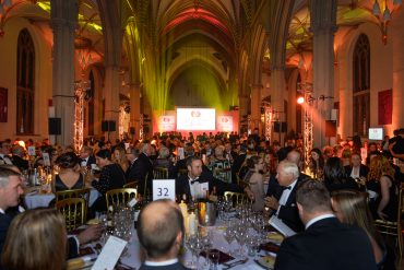 The 2016 Lancashire Tourism awards at Blackburn Cathedral.