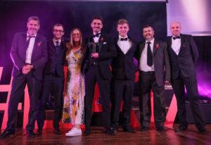 LTA17 Lancashire Pub Inn Award winner The Cartford Inn with Tony Livesey GP & Daniel Maycock Great British Food Festival