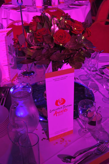Red roses for Lancashire's Tourism Awards finalists